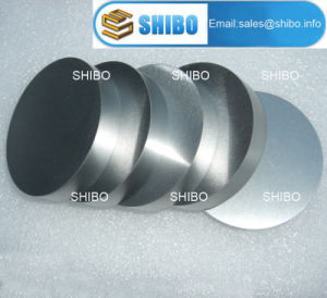 High Purity Polished Molybdenum Discs pictures & photos