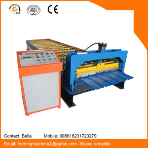 Dx Chinese Style Roof Tile Roll Forming Machine pictures & photos