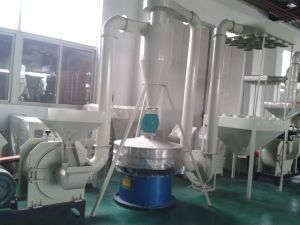PVC Plastic Particles Pulverizer pictures & photos