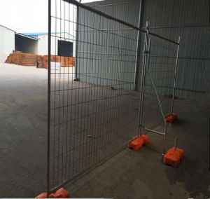 China Wholesale Welded Mesh Temporary Fence/Australian Temporary Fencing pictures & photos
