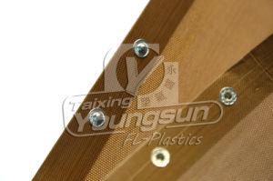 Teflon with Snap Button PTFE Sealing Machine Belt pictures & photos