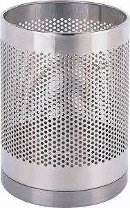 Stainless Steel Garbage Can for Office (KL-46A) pictures & photos