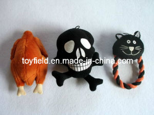 Plush Pet Toy Halloween Devil Cat Dog Toy pictures & photos