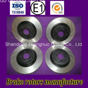 Car Brake Rotor with OEM Numbers and Aimco Numbers pictures & photos