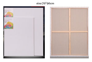 Art Canvas with 280GSM 16mm Deepth Stretch Canvas pictures & photos