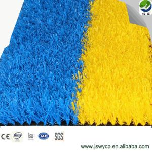 Kindgarten Colorfull Running Track SGS, Ce Approved, Water Proof Grass for Decoration
