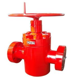 API 6A Flanged Rtj Demco Mud Gate Valve pictures & photos