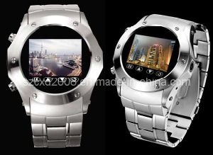 Quad Band Watch Mobile Phone (CXD-W968)