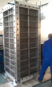Disassembly Block Welded Plate-Type Heat Exchanger pictures & photos