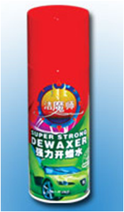 Super Strong Dewaxer 450ml for Car Care