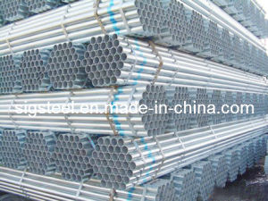 Pre-Galvanized Steel Pipe ASTM A53 pictures & photos