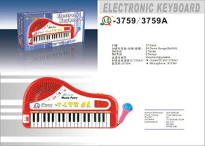 37 Keys Electronic Organ (3759)