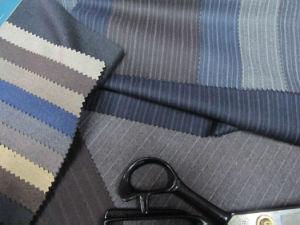 Worsted Wool Fabrics - 8