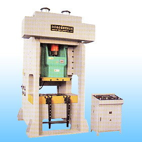 Semi-Closed High-Speed Precision Press Machine (JY21G)