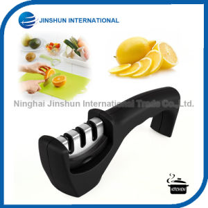 3 Stage Kitchen Knife Sharpener pictures & photos