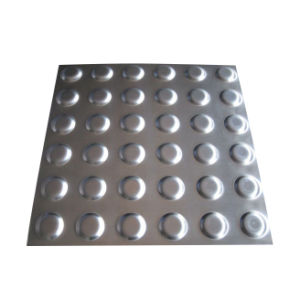 Stainless Steel Tactile Indicator Mat (XC-MDB6006) pictures & photos