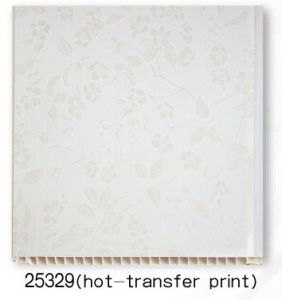PVC Panel (Hot Transfer - 25329) pictures & photos