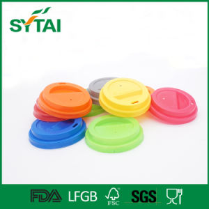 Non Spill Many Sizes China Wholesale Disposable PP Coffee Cup Lids pictures & photos