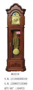Grandfather Solid Wood Clock (MG2218)