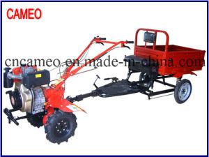 Cp1350 9HP 6.6kw Diesel Tiller Power Tiller Farm Tiller Garden Tiller Mini Tiller Rotary Tiller Diesel Engine Tiller pictures & photos