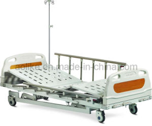 Extra Low Manually Bed (ALK06-328L) pictures & photos