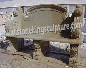 Top Quality Marble Garden Bench (SK-1965) pictures & photos