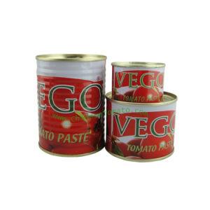 Tomato Paste for Turkey 70g pictures & photos