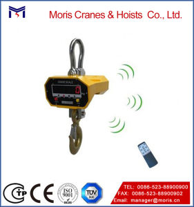 Instruments Crane Scale with Remote Control for in-Plant Use pictures & photos