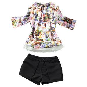 2015 Women Fashion Dress GF112