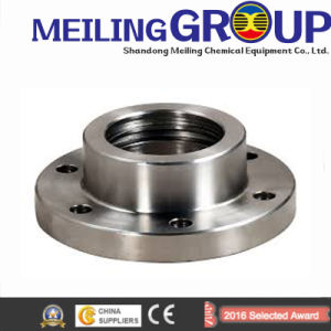 Forged Weld/Welding Neck (WN) Pipe Carbon Steel Flanges pictures & photos