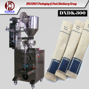 Automatic Coffee Sugar Stick Pack Packing Machine pictures & photos