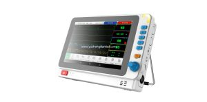 Hospital Portable High Qualified Multi-Parameter Patient Monitor Ysd16 pictures & photos