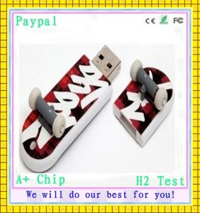 Cool Skateboard USB Flash Drive (GC-S642) pictures & photos