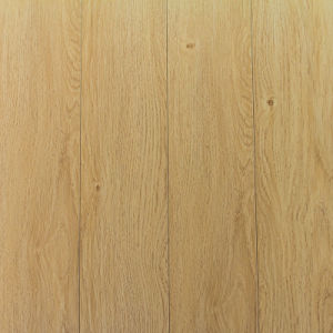 V Groove at Four Side Painted Laminate Flooring Silk Surface 8831 pictures & photos