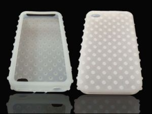 Silicone Case for iPhone4 pictures & photos