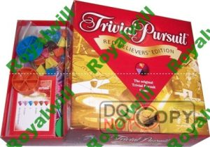Family Game (Trivial Pursuit)