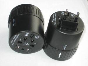 Universal Travel Plug Adaptor (CH-112)