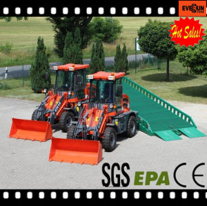 China Factory Sale Everun CE Approved Er12 Mini Front End Loader pictures & photos