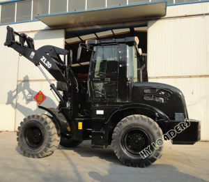 Construction Machinery - Wheel Loader (ZL20F) pictures & photos