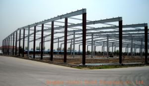 Light Large Span Steel Structure Fabricated Warehouse for Barn Sheds pictures & photos