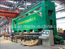W11 Hydraulic 3 Rollers Plate Rolling Machine pictures & photos
