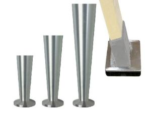 Furniture Custom Alloy Aluminium Leg pictures & photos