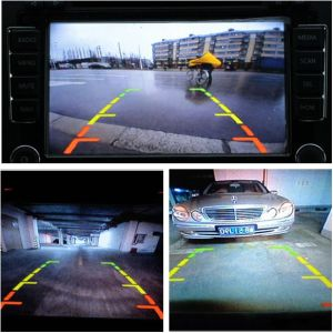 Mini Size 360 Degree Rotatable Car Side/Front /Rear View Camera CMOS/CCD with Wide Viewing Angle pictures & photos