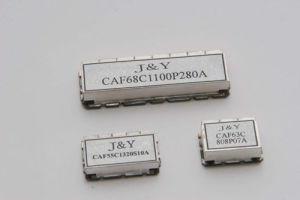 Microwave Dielectric Ceramic Filter with Array Type pictures & photos