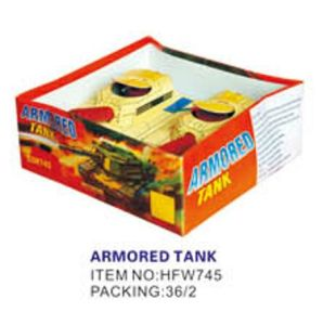 Tank Fireworks with Report Novelty Fireworks pictures & photos