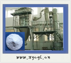 Spin Flash Dryer for Cadmium Stearate
