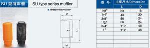SU Type Series Muffler
