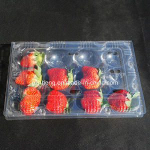 Wholesale Plastic Vegetable/Egg/Fruit/Food Packaging Box (clear box) pictures & photos