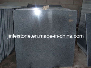Dark Grey Lower Granite Tiles & Slabs (G654) pictures & photos