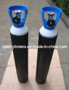 Handle-Type Oxygen Cylinders for Medical Oxygen Therapy pictures & photos